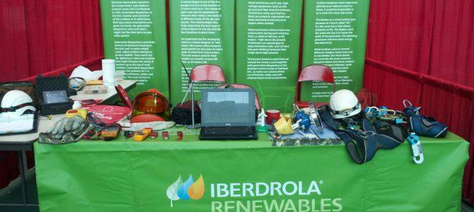 Día de la ciencia en familia: el trabajo de los operadores de parques eólicos en Estados Unidos