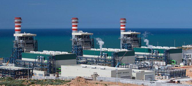 Lo que esconde la construcción de la central de ciclo combinado de Koudiet, en Argelia