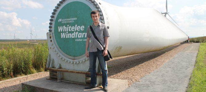 Una visita alrededor de Whitelee