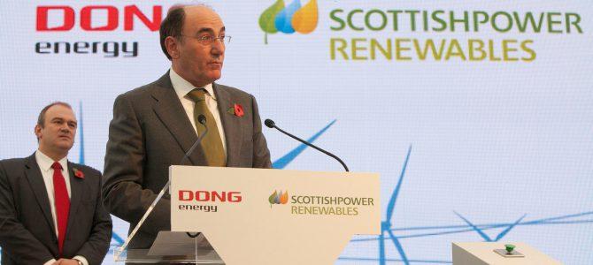 El modelo empresarial de Iberdrola ante los retos energéticos