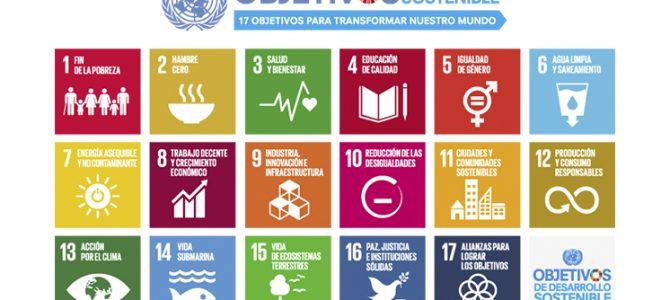 Los ODS, unas siglas para transformar el mundo