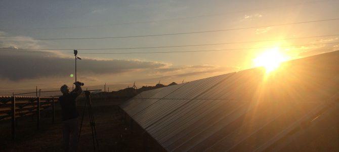 Enamorados del sol… ¡y su energía limpia!