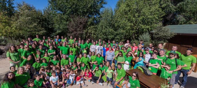 Muy orgullosos de nuestros voluntarios:  la #GenteIberdrola lo da TODO a cambio de nada