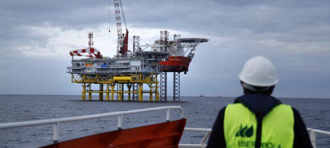 """La #GenteIberdrola, energía renovable """"contra viento y MAREO» en el Báltico"""