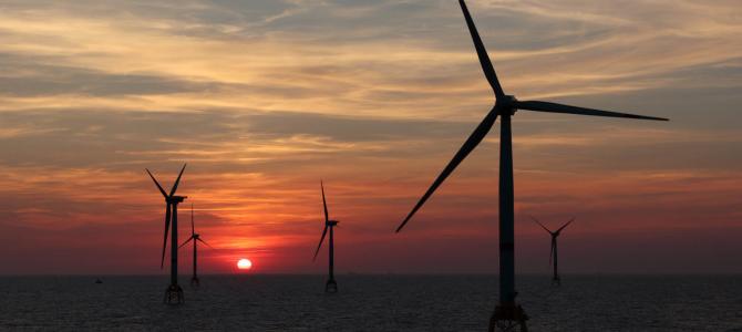 East Anglia, nuevo gigante de las renovables en el mar