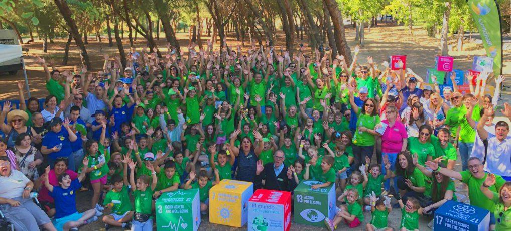 El voluntariado corporativo, la solidaridad que engancha a la gente Iberdrola