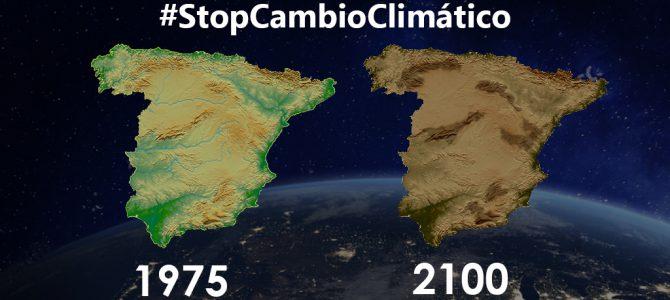 El 75% de España será un desierto en menos de un siglo