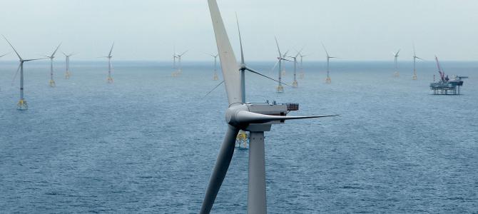 La innovación de la energía eólica marina flotante: energía sobre hormigón que no se hunde