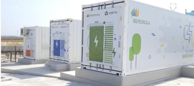 Baterías gigantes que almacenan la electricidad y facilitan la vida a todos