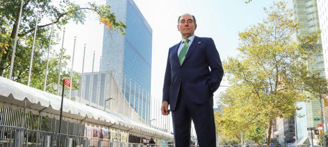 Iberdrola, única empresa española invitada a la Cumbre del Clima de la ONU