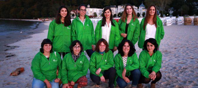Científicas expertas en cambio climático visitan nuestra joya renovable