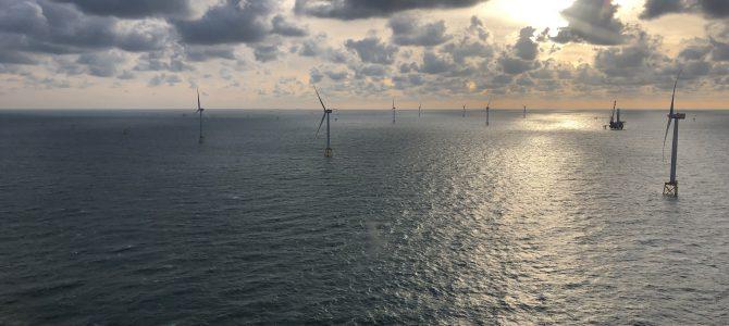 ¿Qué hay detrás del parque eólico marino más grande e innovador?
