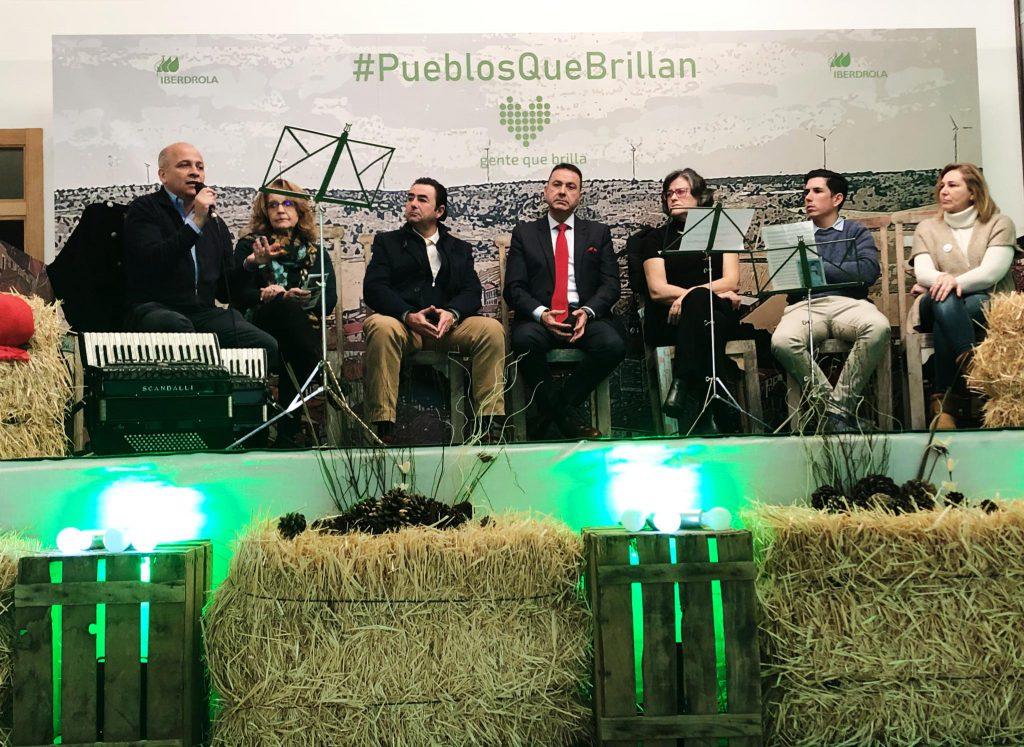 evento #pueblosquebrillan