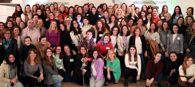 200 profesionales reivindican más visibilidad de las mujeres digitales