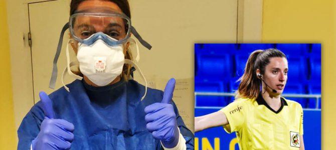 Campeonas del deporte… y del compromiso frente al coronavirus
