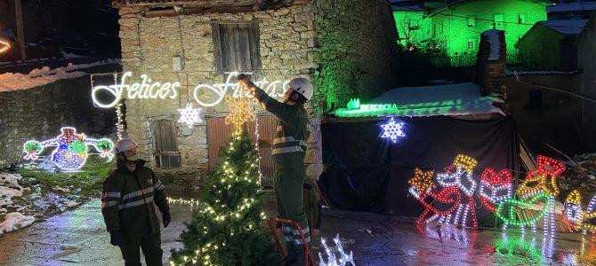 La Navidad también brilla en nuestros pueblos