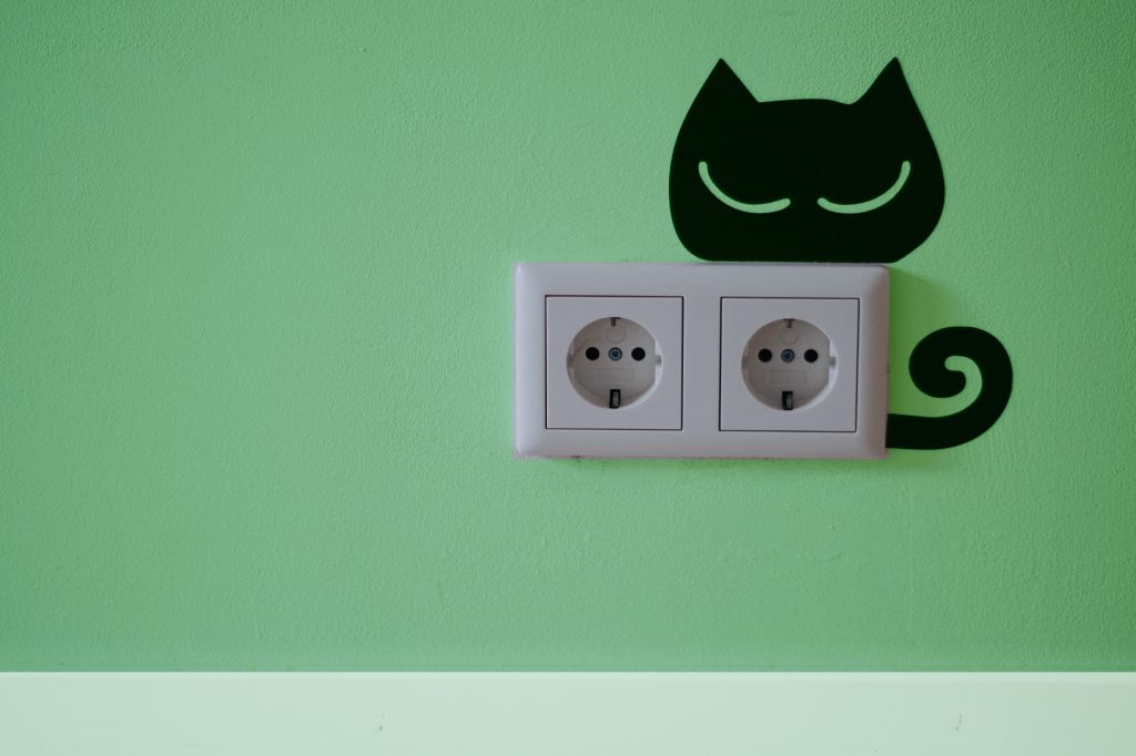 enchufe electricidad