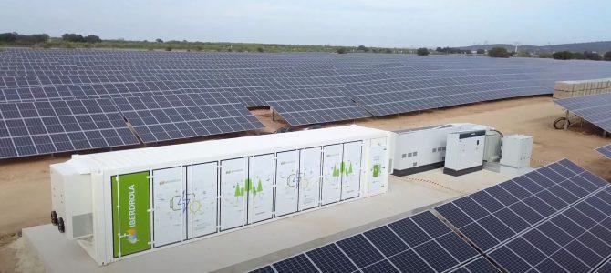 Arañuelo, la planta solar extremeña más innovadora de Europa