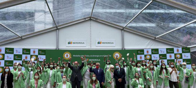 Iberdrola amplía el apoyo a las deportistas españolas desde Río 2016 hasta París 2024